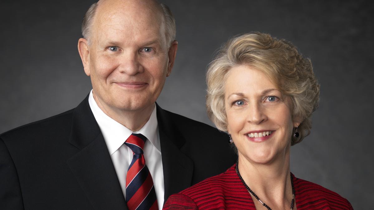 Elder et Soeur Renlund
