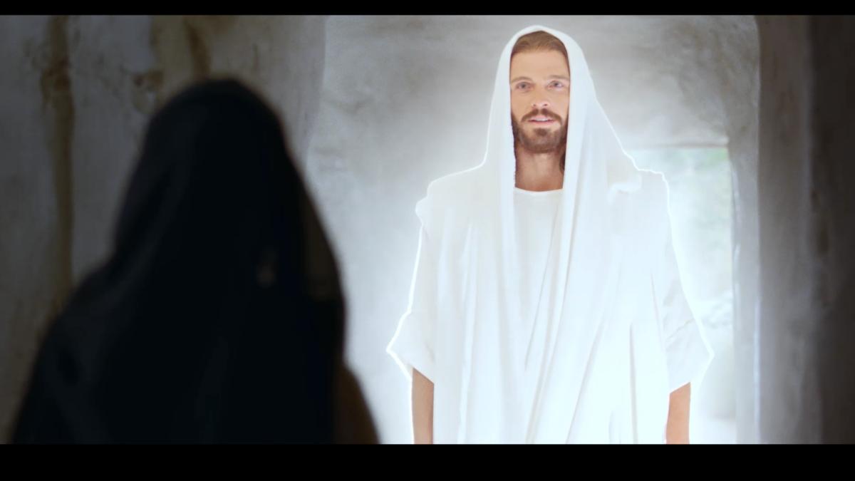 부활하신 예수님