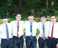 2016년 FSY에 참석한 청남들