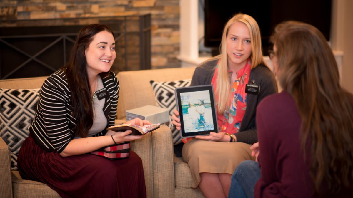 소셜 미디어 선교 사업을 위한 콘텐츠 찾기