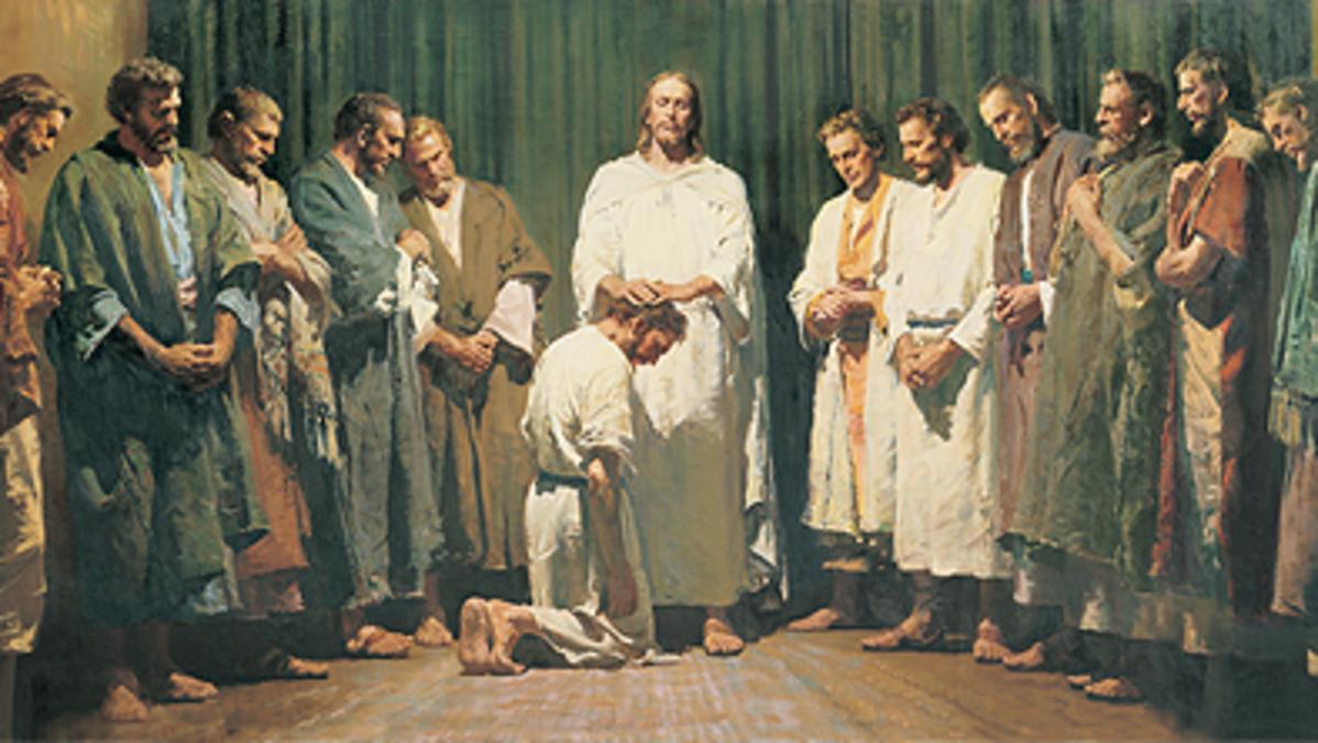 예수와 십이사도