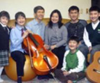 박진수 형제의 7인가족