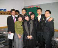 8명의 선교사 프로보 MTC에서 훈련 후 귀국