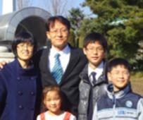 정인호 형제의 가족사진