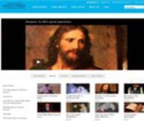 새롭게 단장한 Mormon.org 로 최선두에 선 몰몬들