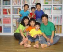 남상병 형제의 8인 가족