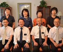 신임 대전선교부회장단