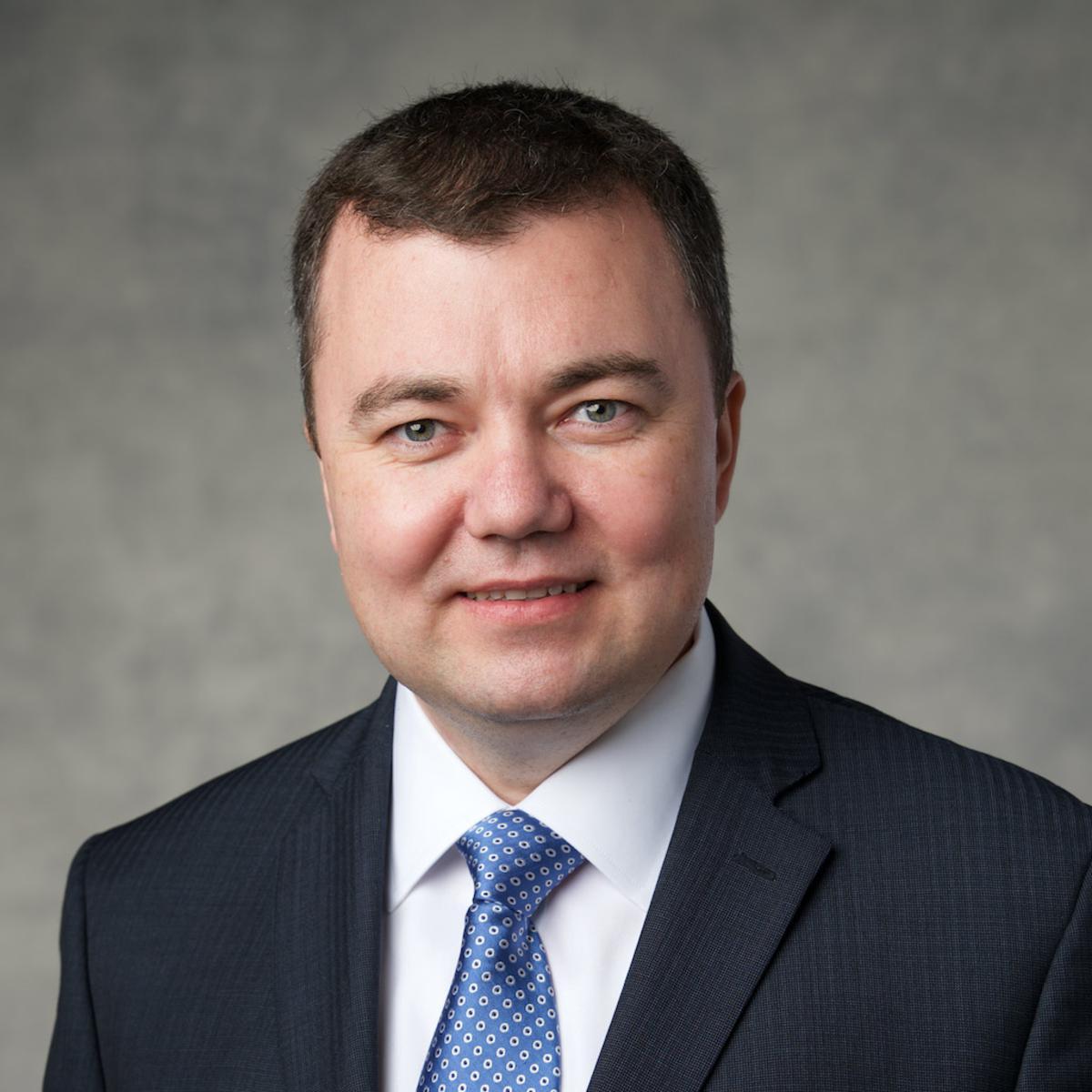 Elders Aleksejs Samaikins, otrais padomnieks Austrumeiropas reģiona prezidijā