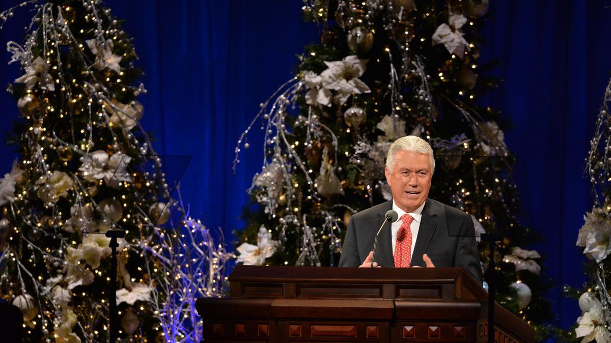 Augstākā prezidija Ziemassvētku svētbrīdis