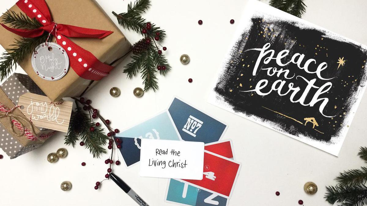 Vienkāršas idejas uz Kristu vērstiem Ziemassvētkiem