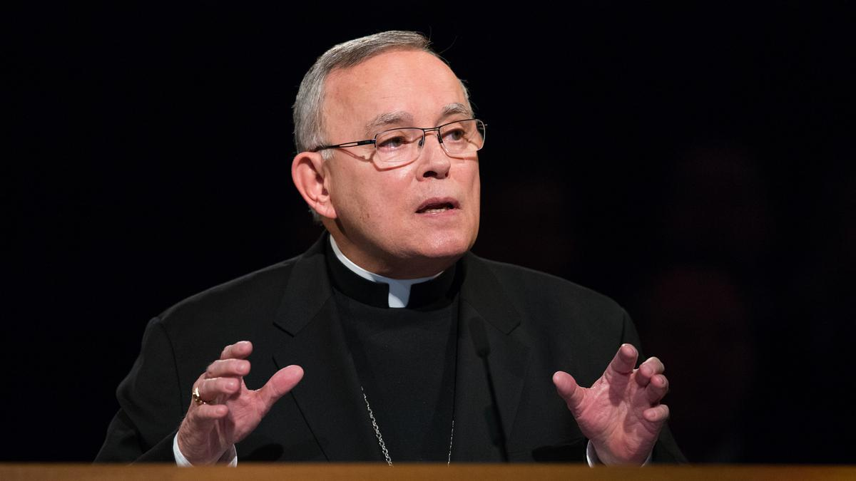 Katoļu arhibīskapa uzstāšanās BYU: ticība, ģimene un reliģijas brīvība
