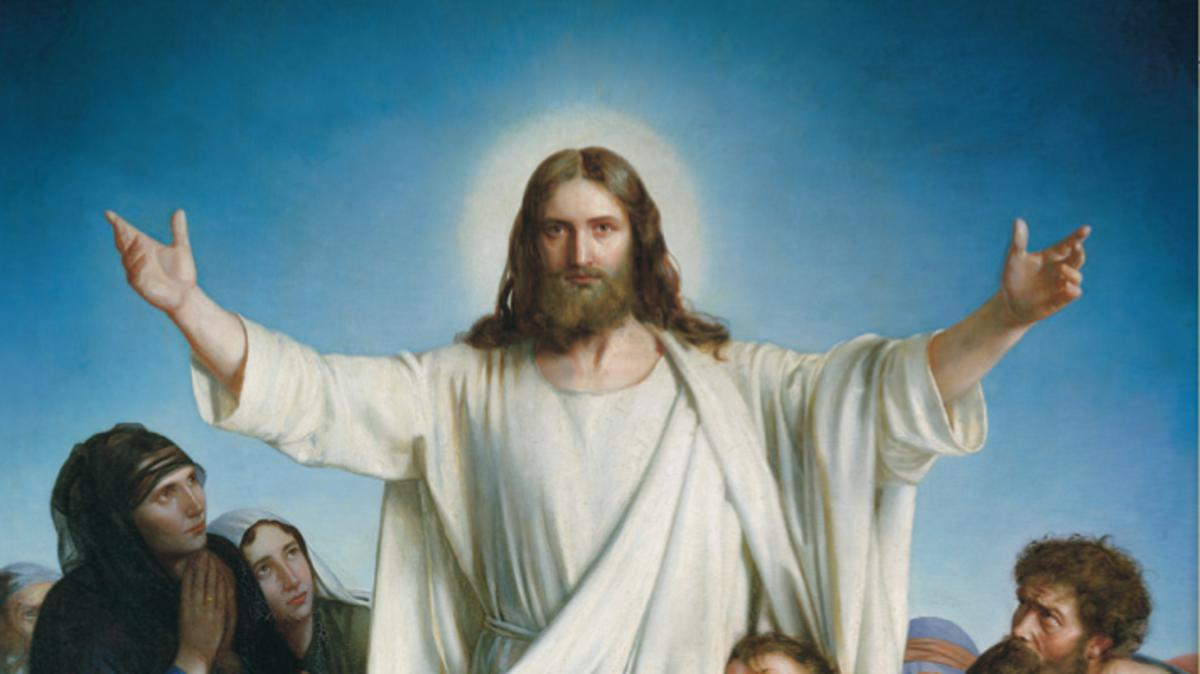 """Baznīca nāk klajā ar Lieldienu kampaņu """"Seko Kristum!"""""""