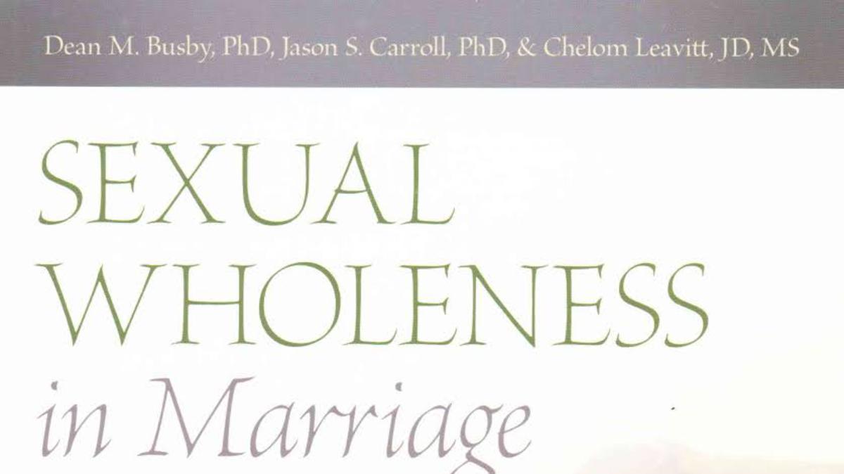 Seminārs par seksualitāti kristīgu laulāto attiecībās