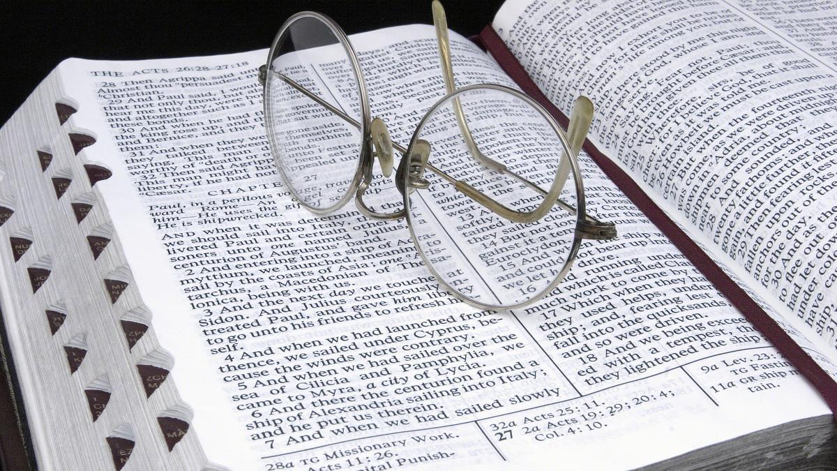 Bībele