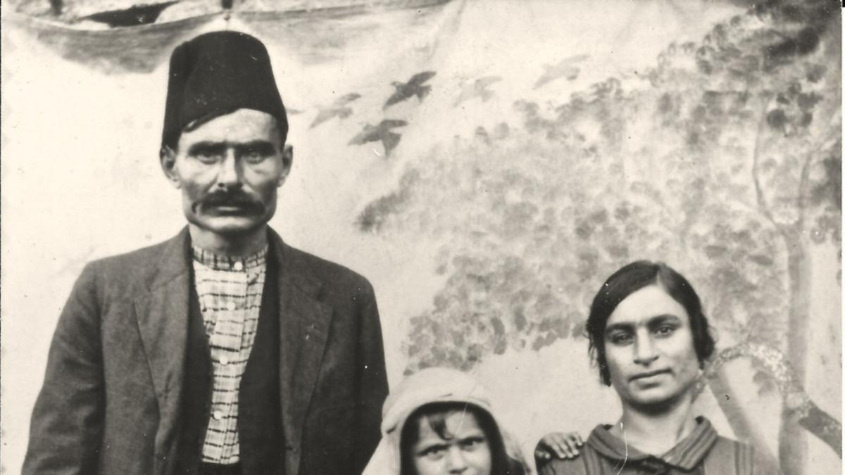 المحافظة على تاريخ العائلة