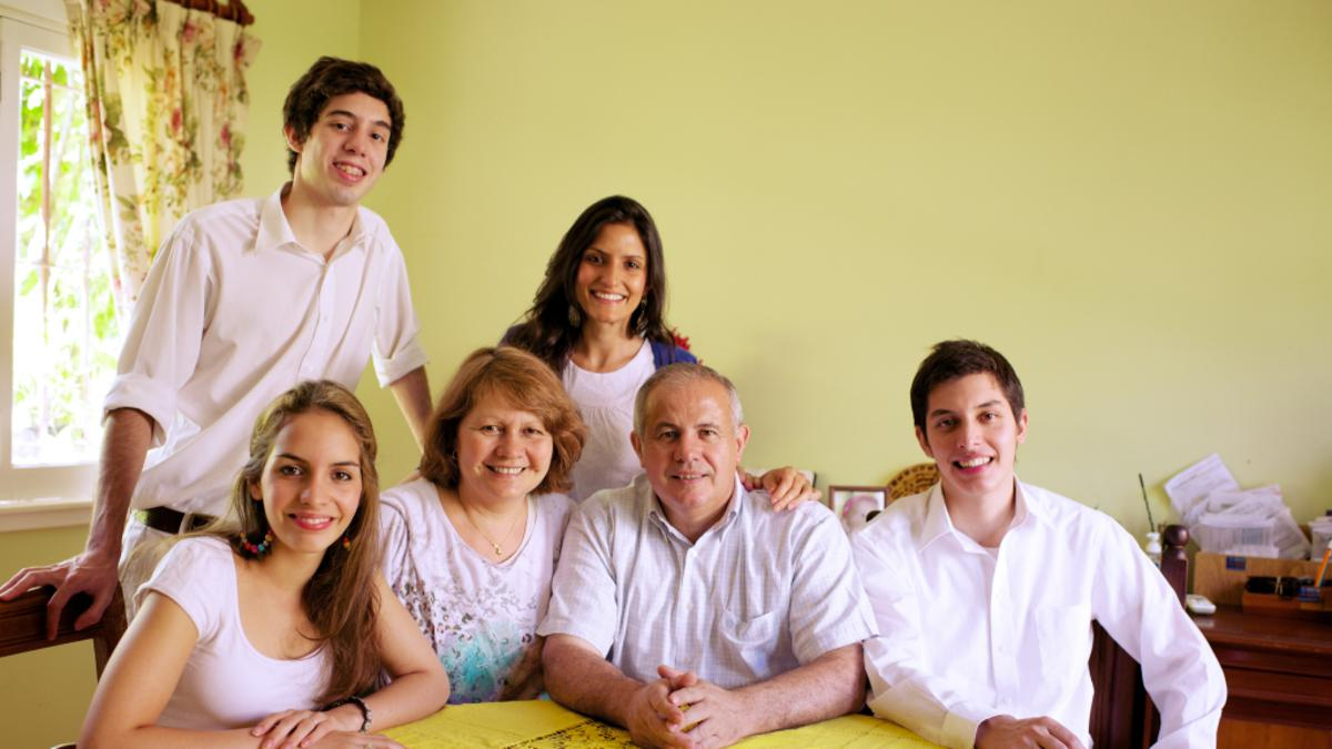 تقوية العائلات