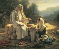 Kristus prie šulinio