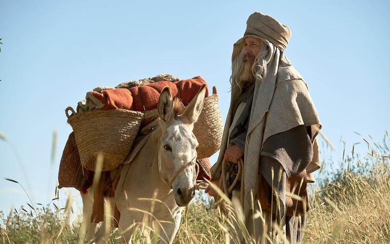 Kadras iš Mormono Knygos vaizdo medžiagos