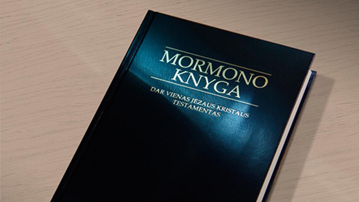 Mormono knyga
