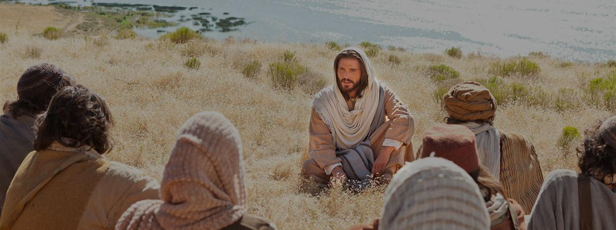 Kristus moko žmones