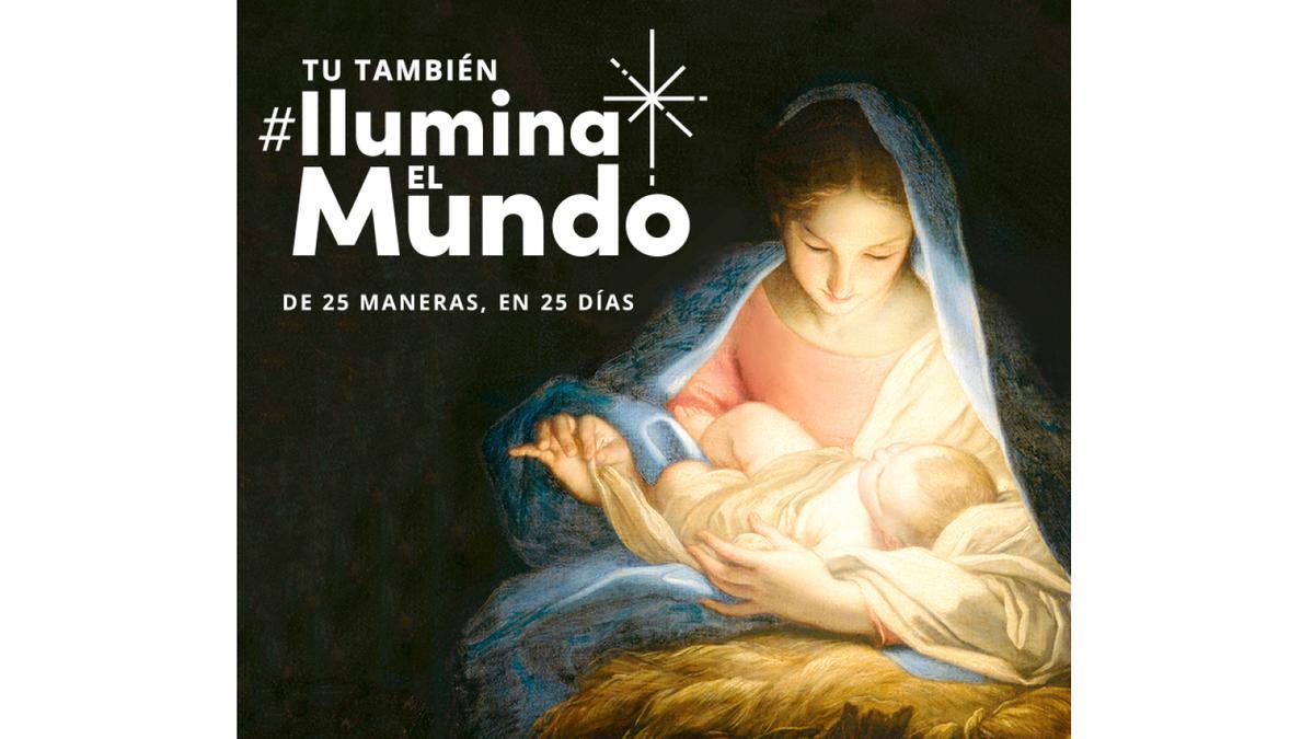 Imagen 1:1 Ilumina el Mundo
