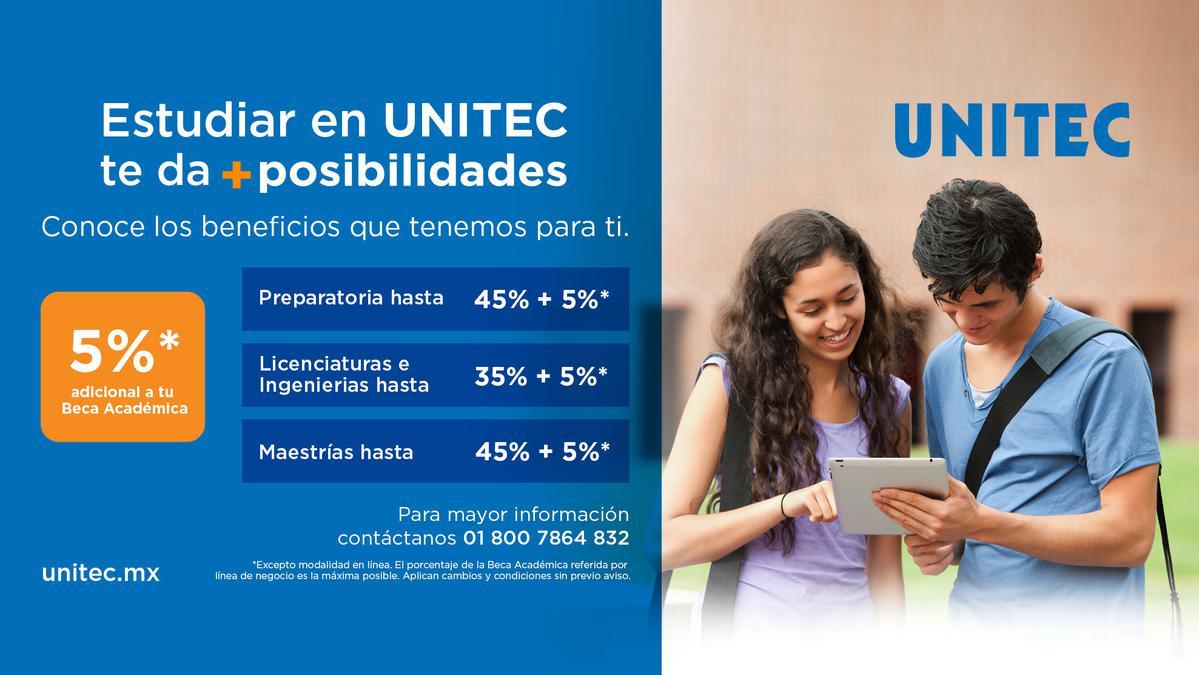 Banner convenio educativo UNITEC