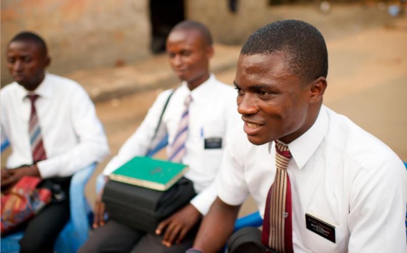 Misioneros en África