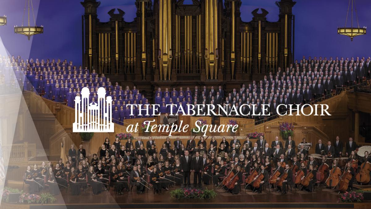 Coro del Tabernáculo de la Manzana del Templo