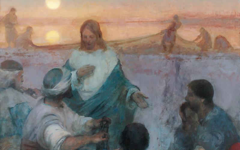 El Señor y el rebaño