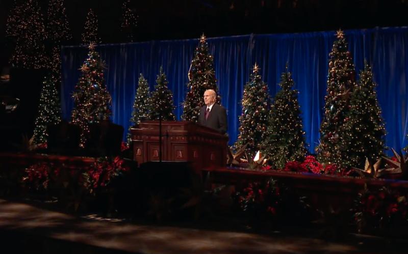 Devocional de Navidad de la Primera Presidencia 2018