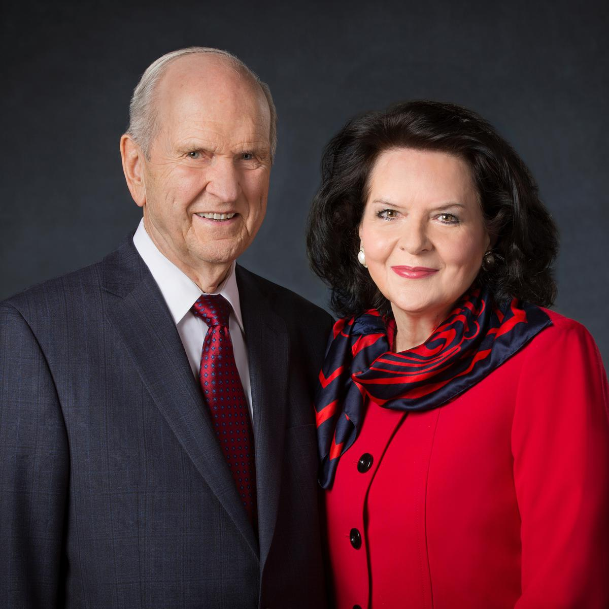 Presidente y hermana Nelson