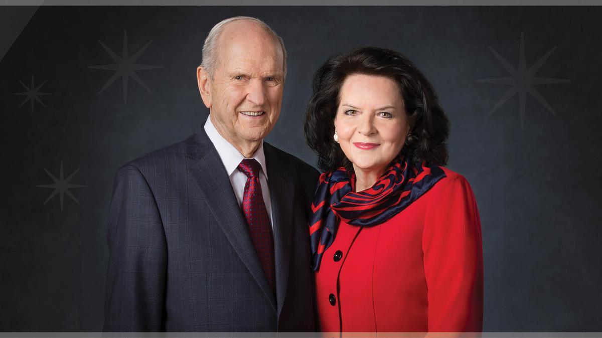 Devocional mundial para los jóvenes: Mensajes del presidente Russell M. Nelson y la hermana Wendy W. Nelson