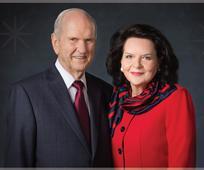 Presidente y hermana Nelson.