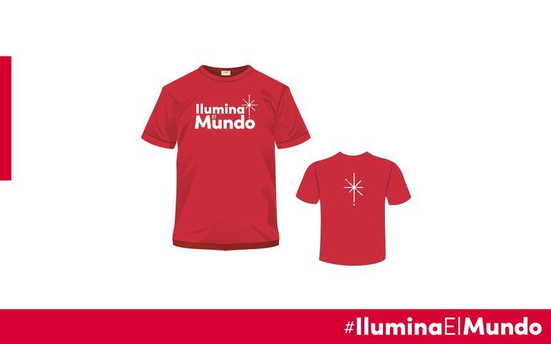 Playeras Ilumina El Mundo