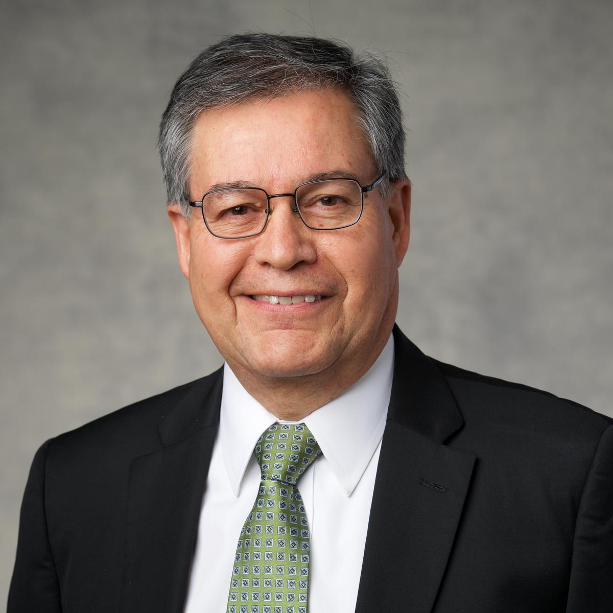 Élder Jorge A. García Licona