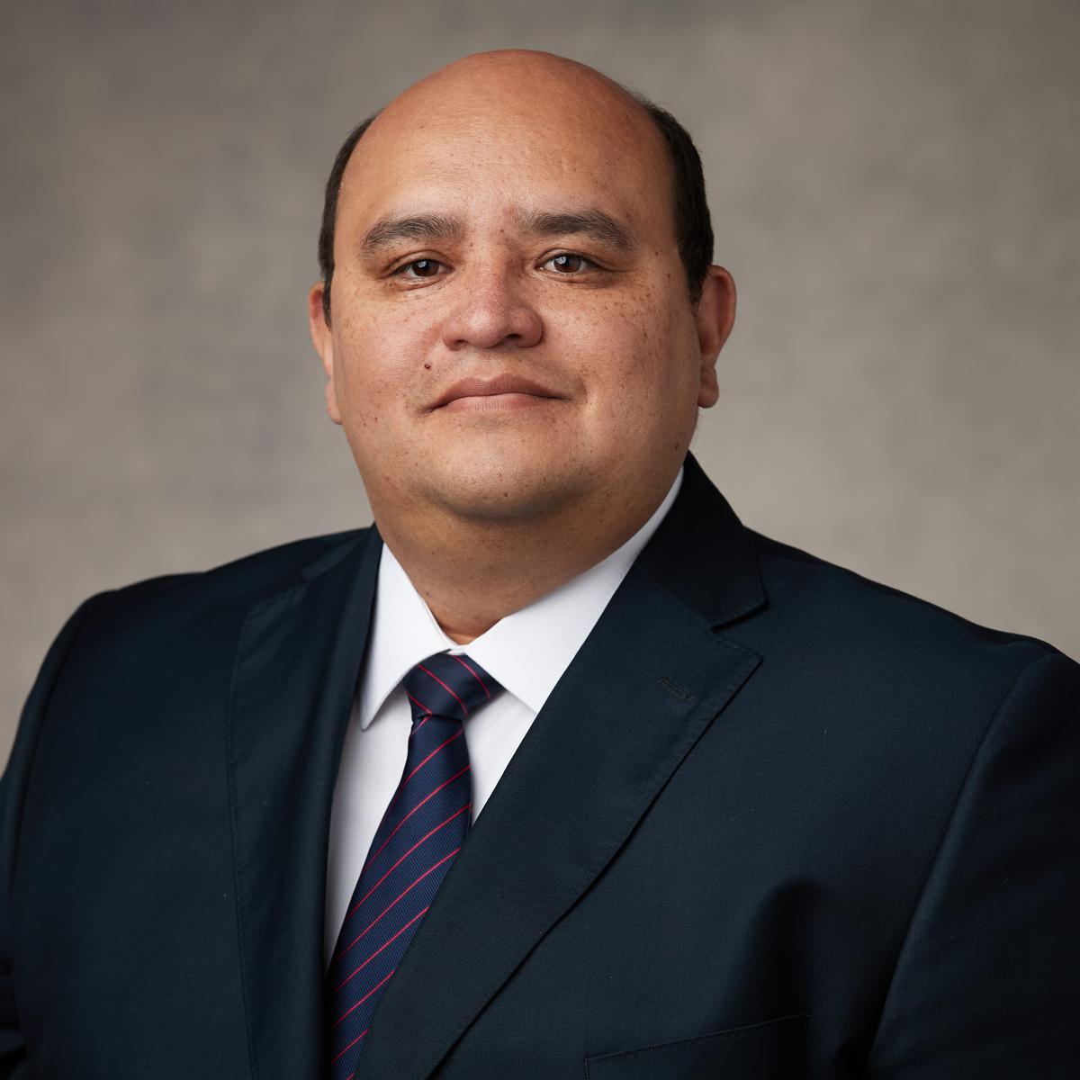 Élder Virgilio González