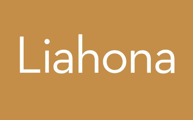 Páginas locales de la revista Liahona de México.