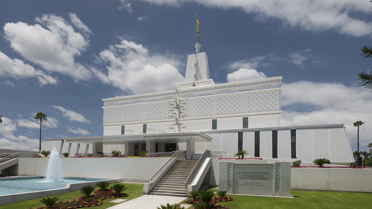 Templo de la Ciudad de México
