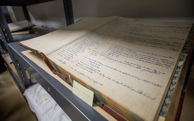 Se dedica el primer Centro de Preservación de Registros Históricos de la Iglesia en México
