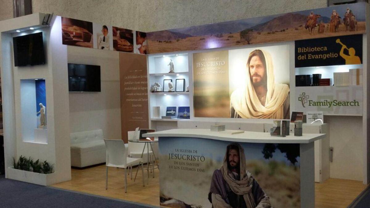 Presencia de la Iglesia en la Feria Internacional del Libro en Guadalajara