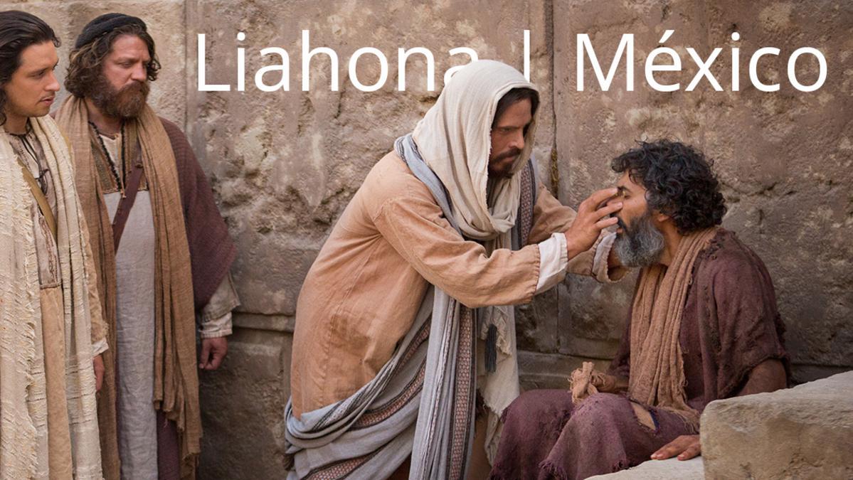 Portada páginas locales de la revista Liahona