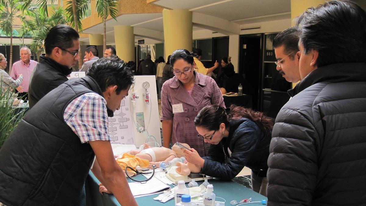 Servicios Caritativos SUD capacita al Voluntariado Nacional de Salud