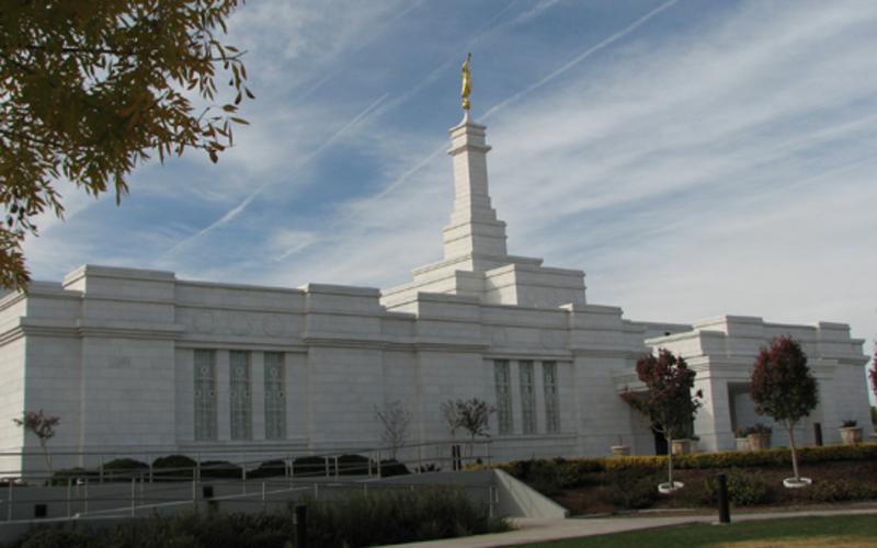 Templo Ciudad Juárez