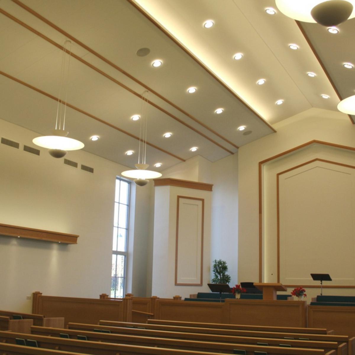 Kerkgebouw kapel