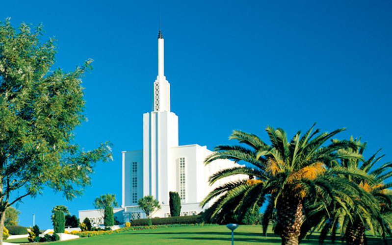 New Zealand Temple