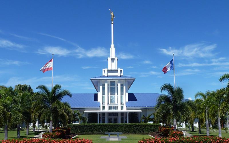 Tahiti Temple