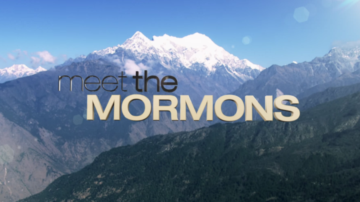 Meet the Mormons hivatalos film