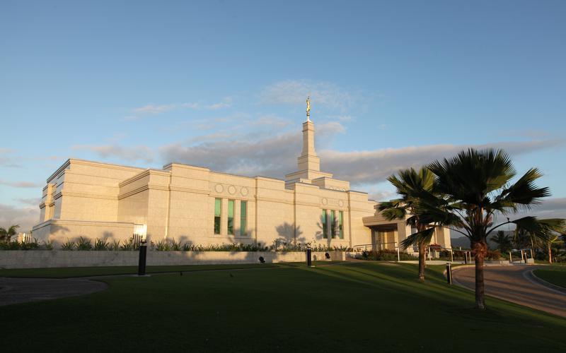 Fiji Suva Temple LDS