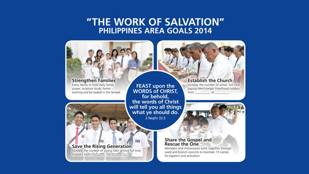 Philippines Area 2014 Broadcast - Hastening the Lord's Work