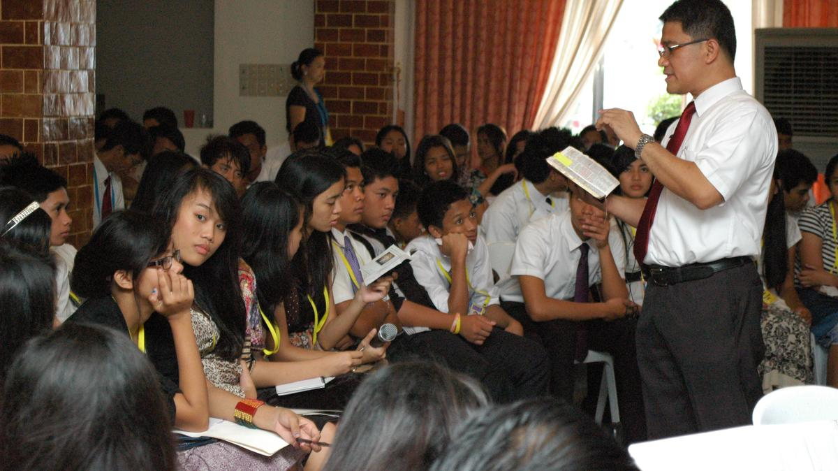 Stake Seminary Class